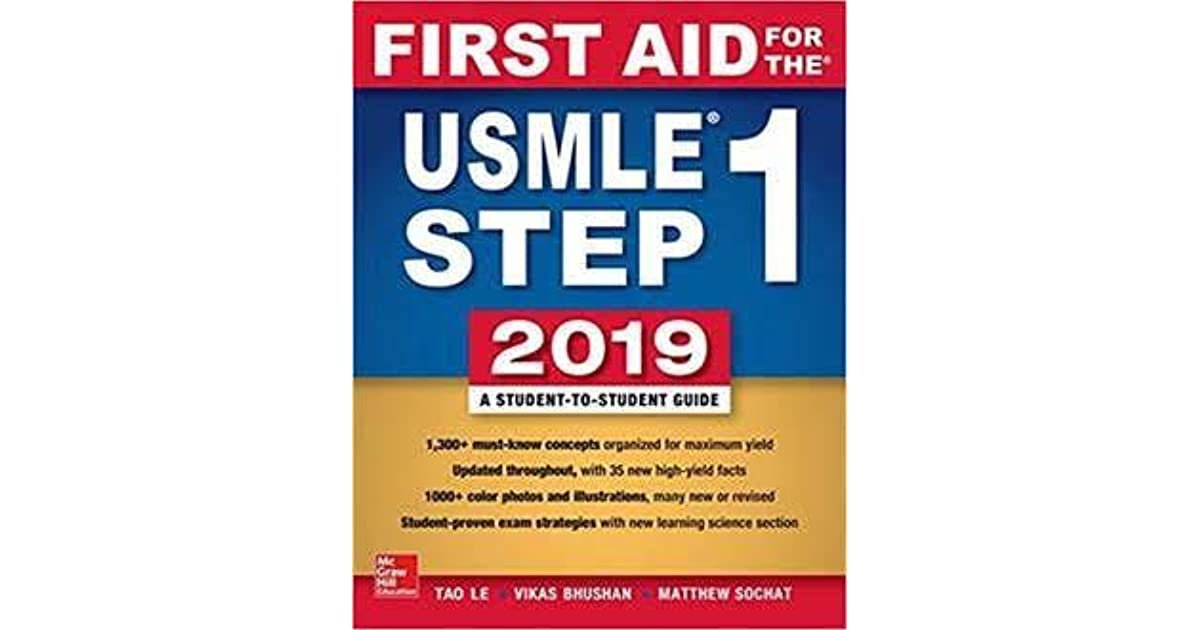 First Aid for the USMLE Step 1 (2019-2020) Session, Twenty