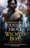 Book cover for Wicked Bite (Night Rebel, #2)