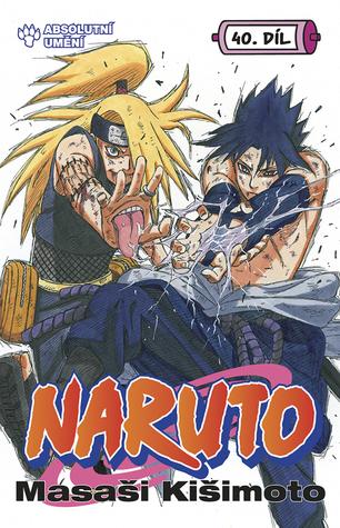 Naruto 40: Absolutní umění (Naruto, #40)
