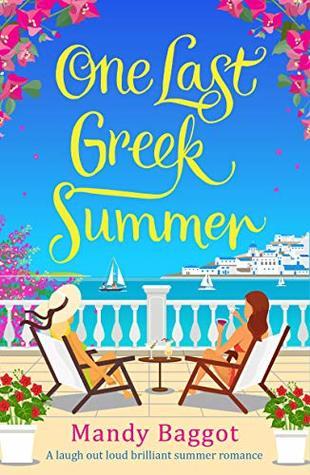 One Last Greek Summer by Mandy Baggot