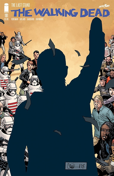 The Walking Dead, Issue #191