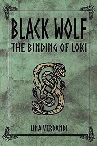 Black Wolf by Una Verdandi