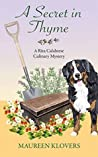A Secret in Thyme (Rita Calabrese Mysteries Book 2)