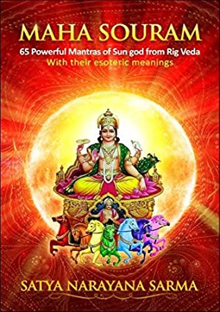 Maha Souram: 65 Powerful Mantras of Sun god from Rig Veda with