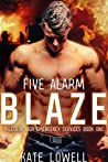 Five Alarm Blaze (Hillsborough Emergency Services, #1)