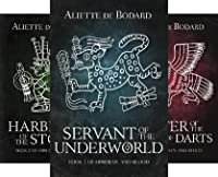 Obsidian and Blood (3 Book Series)