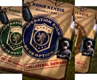 Operation Zulu Redemption Season 1 (4 Book Series)