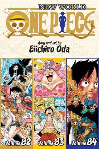 One Piece (Omnibus Edition), Vol. 28: Includes vols. 82, 83  84