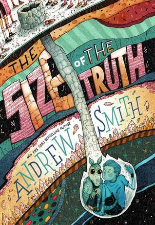 The Size of the Truth (Sam Abernathy, #1)