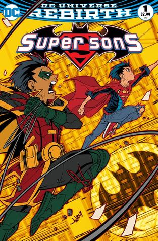 Super Sons #1 by Peter J  Tomasi