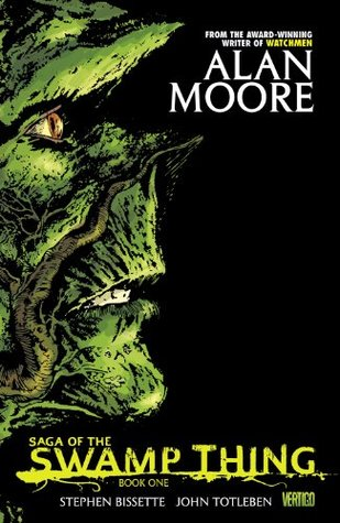 Saga of the Swamp Thing Book One by Alan Moore