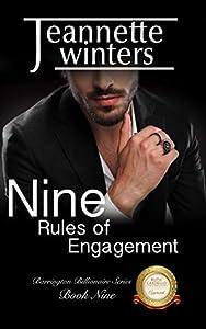 Nine Rules of Engagement (The Barrington Billionaires, #9)