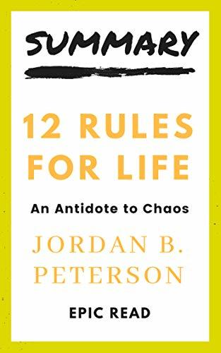 12 Rules for Life - Jordan Peterson