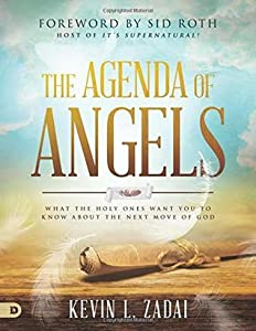 The Agenda of Angels (Large Print Edition): What the Holy Ones Want You to Know About the Next Move of God