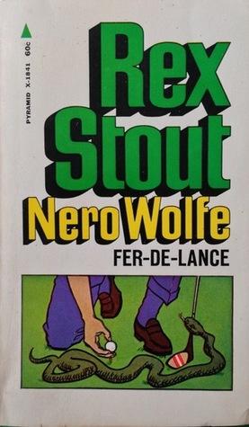 Fer-de-Lance (Nero Wolfe, #1) by Rex Stout