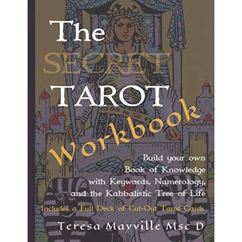 The Secret Tarot Workbook: Build Your Own Book of Knowledge