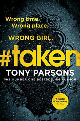 Tony Parsons #taken (Max Wolfe #6)