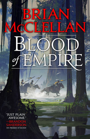 Brian McClellan: Gods of Blood and Powder Series