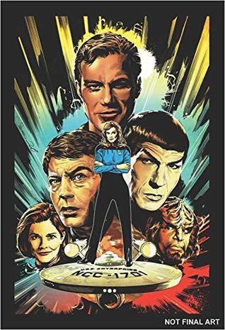 Star Trek by Matt Sheean