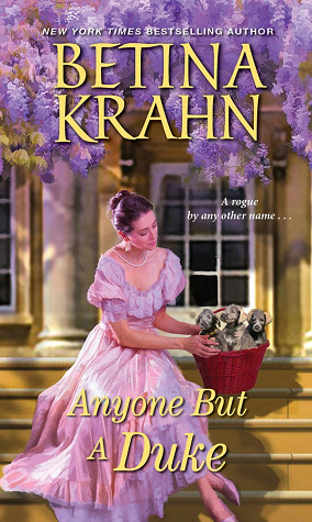 Anyone But a Duke (Sin and Sensibility, #3)