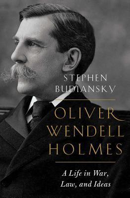 Oliver Wendell Holmes book cover