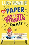 The Paper & Hearts Society (The Paper & Hearts Society, #1)