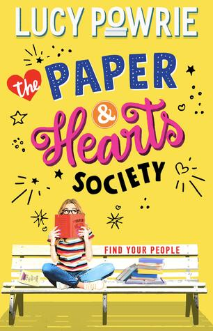The Paper & Hearts Society (The Paper & Hearts Society #1)