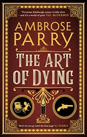 The Art of Dying (Raven, Fisher, and Simpson, #2)