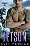 Jetson (Steel Cobras MC Book 4)