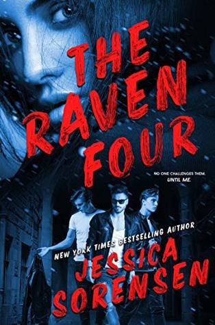 The Raven Four (The Raven Four, #1)