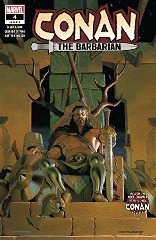Conan The Barbarian (2019-) #4 by Jason Aaron