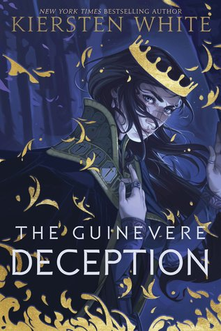 The Guinevere Deception (Camelot Rising, #1)