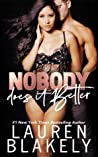 Nobody Does It Better (Lucky in Love, #3)