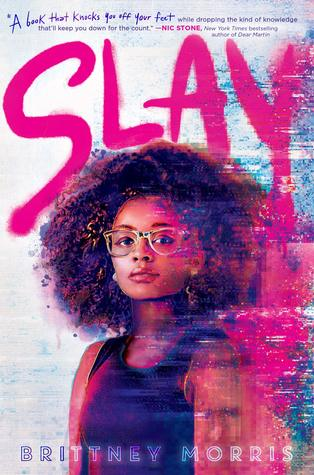 Book cover for Slay