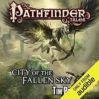 City of the Fallen Sky by Tim Pratt