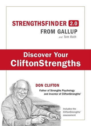 Strengths Finder 2.0 - Discover Your CliftonStrengths by Tom Rath