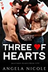 Three of Hearts (Mastered Hearts #5)
