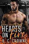 Hearts on Fire (Firemen of Manhattan, #2)