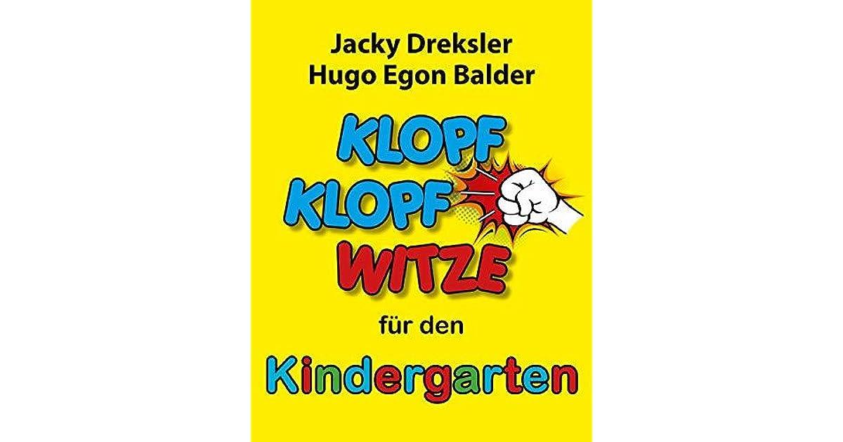 Kinderwitze Kindergarten