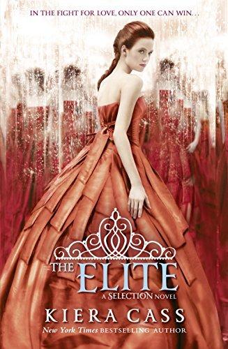 Kiera Cass - The Elite Book 2
