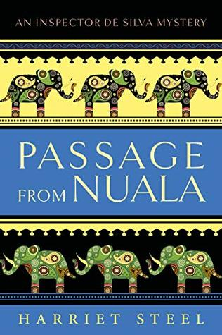 Passage from Nuala by Harriet Steel