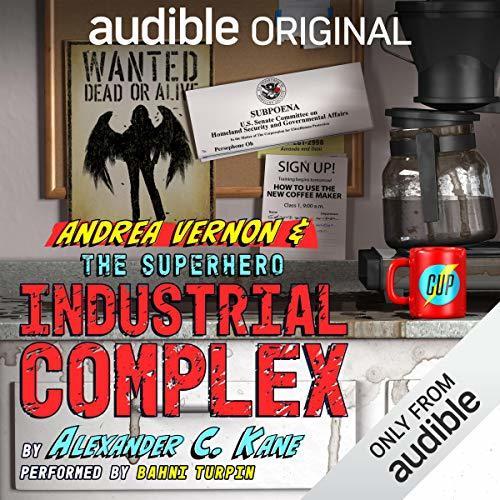 Andrea Vernon and the Superhero-Industrial Complex