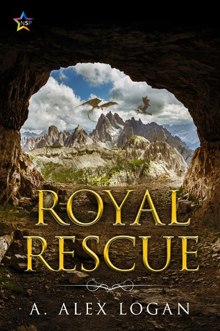 Royal Rescue by A. Alex Logan