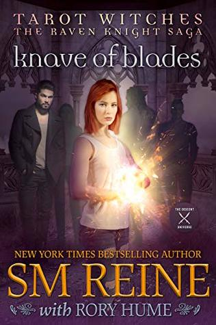 Knave of Blades (Tarot Witches: The Raven Knights Saga #1)