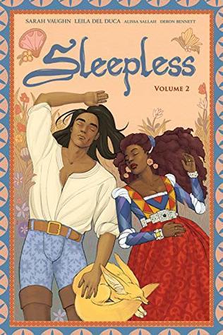 Sleepless Vol. 2 by Sarah Vaughn