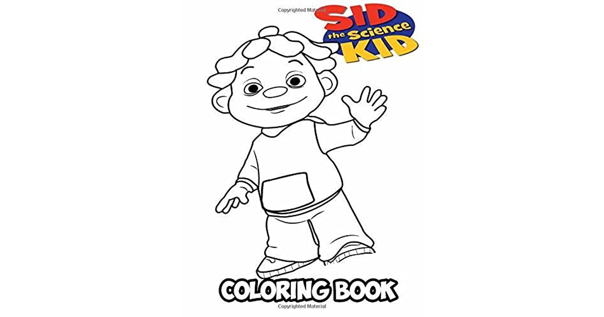 Sid Coloring Page - Free Sid the Science Kid Coloring Pages ... | 630x1200