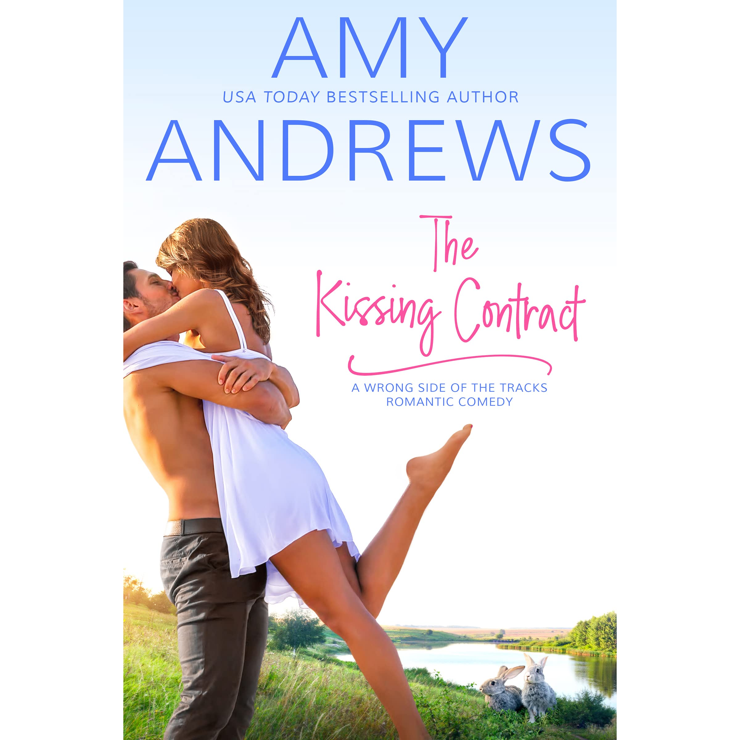 Amy Wip the kissing contractamy andrews