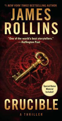 Crucible (Sigma Force, #14) by James Rollins