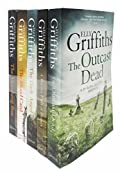 Dr Ruth Galloway Series 5 Books Collection Set