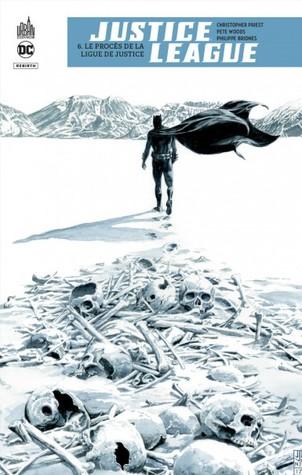 Justice League Rebirth Tome 6